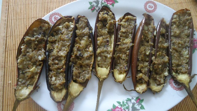 Recipes of simple and delicious aubergines.