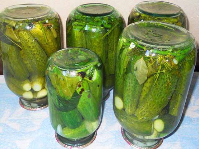 Canned cucumbers - 7 recipes for the most delicious crispy cucumbers