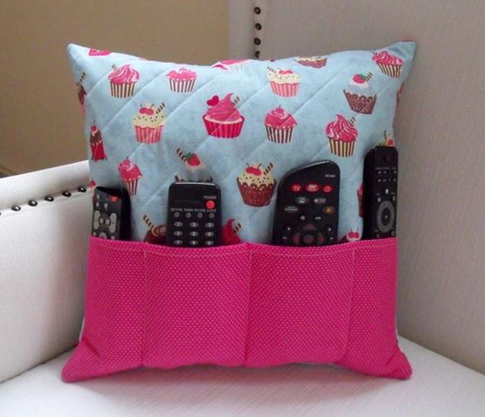Идеи декоративные подушки своими руками