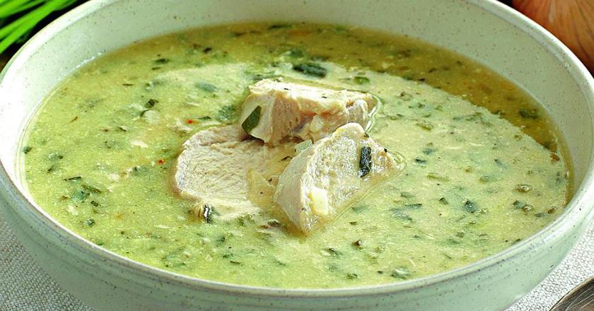 каждый на Быстрые день супы
