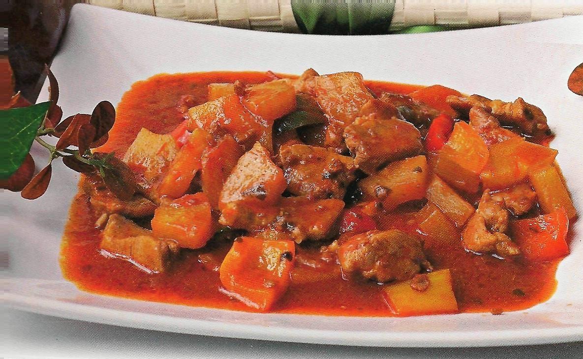 Мясо по китайски рецепт