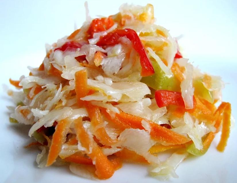 Салаты на зиму, Блюда из капусты, рецепты с фото на ...