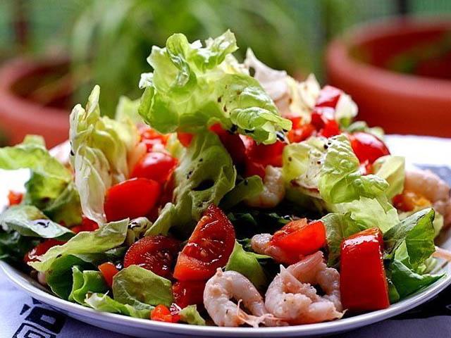 Shrimp Salads