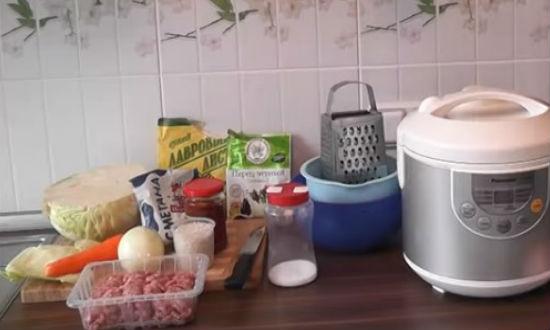 Ленивые голубцы в мультиварке. Рецепты приготовления с рисом, фаршем, капустой - быстро и вкусно