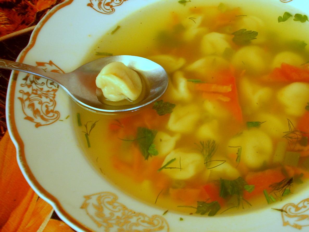 Как сделать клецки для супа рецепт из муки