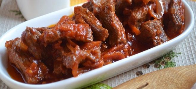Как сделать простую подливу для мяса