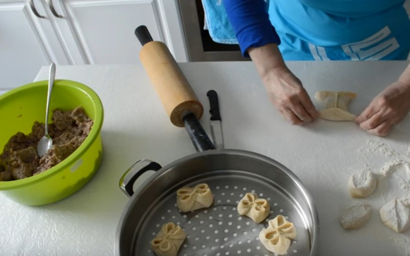 Манты: рецепт приготовления с фото. Узнаем, как лепить манты красиво