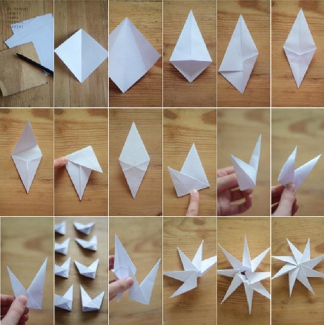 Как легко сделать своими руками цветок 108