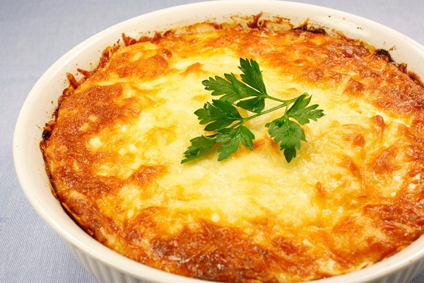 Рецепты вкусной картофельной запеканки с фаршем в духовке