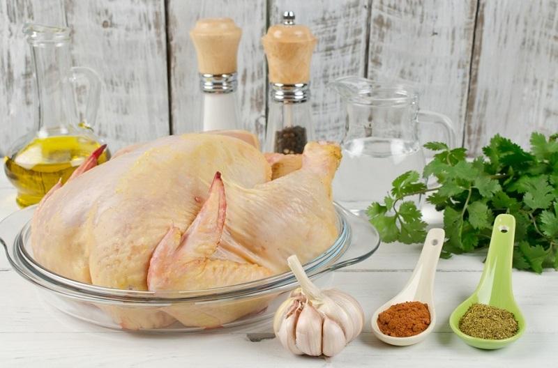Необычный способ запекания курицы. Попробуй — не пожалеешь!