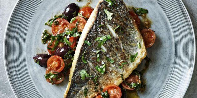 7 интересных блюд из рыбы от Гордона Рамзи
