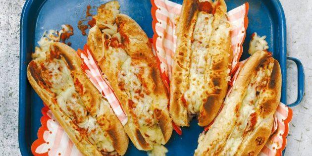 8 оригинальных горячих бутербродов от известных шеф-поваров