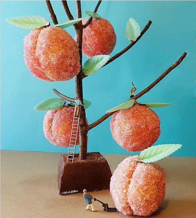 Посмотри, во что 24-летний кондитер превращает свои десерты: 9 шедевров, которые взорвали Интернет!