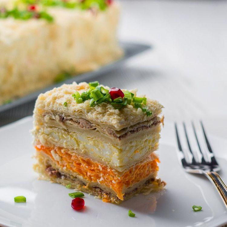 Snack Cake - Napoleon