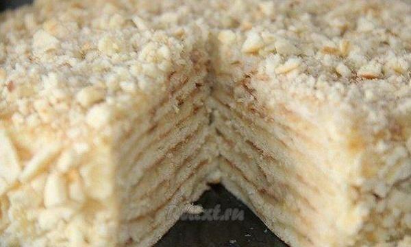 Когда подруга рассказала, как она готовит этот торт, я просто обалдела!