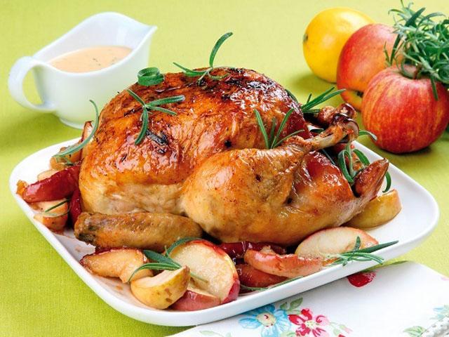Курица с цыплятами &#8212