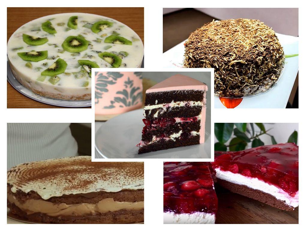 Рецепты тортов своими руками