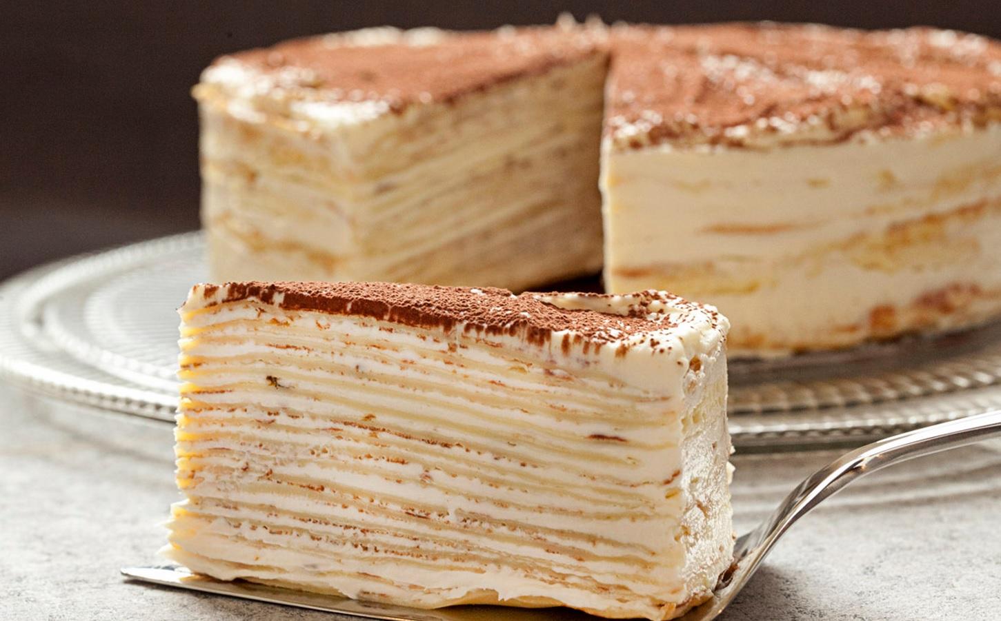 Вкусный торт: несложный рецепт приготовления в домашних 94