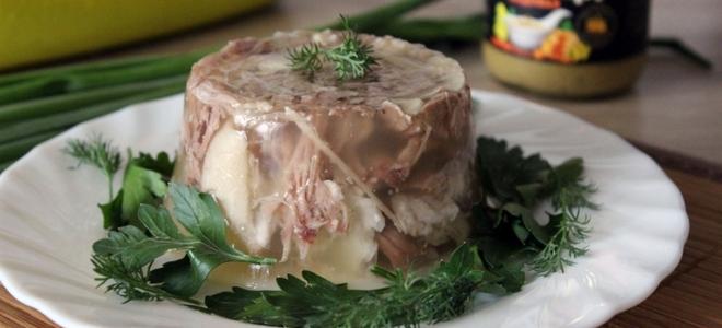 Холодец в скороварке - рецепты в мультиварке, из рульки свиной, курицы, индейки и говядины
