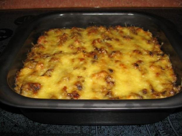 жульен с курицей и грибами и сливками рецепт в духовке