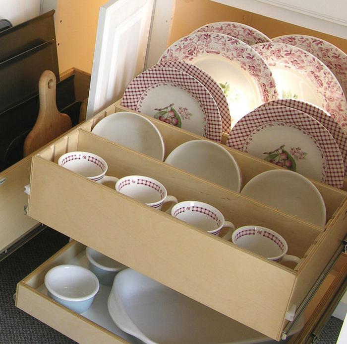 14 идей хранения для кухни, которые помогут спрятать лишнее с глаз долой