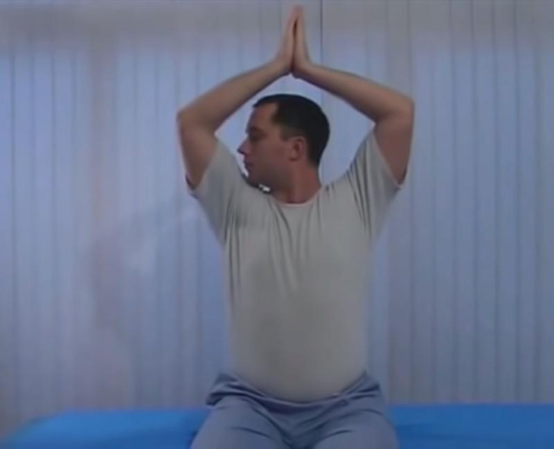 «Гимнастика для шеи без музыки» доктора Шишонина: всего 9 упражнений. Нормализуют давление, устранят бессонницу, боль в голове и верхней части тела.