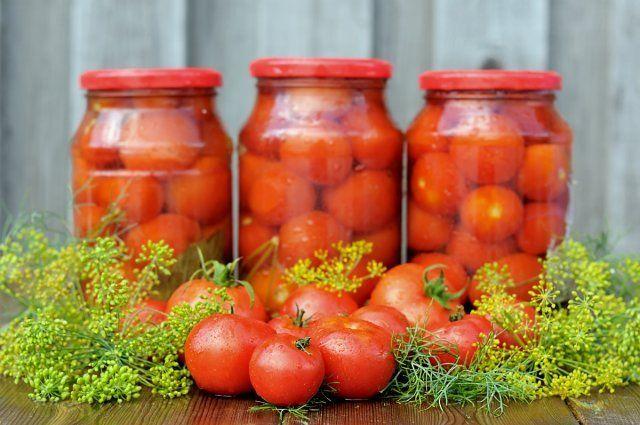 рецепт маринования огурцов и помидор