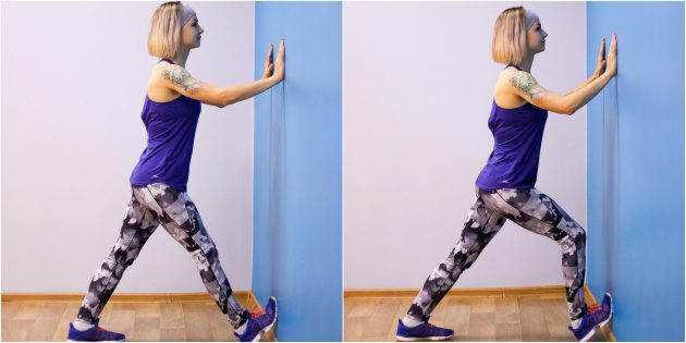 50 упражнений для растяжки мышц всего тела
