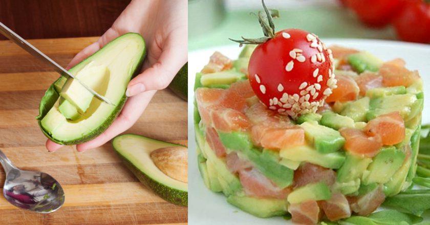 Как и с чем сочетается авокадо