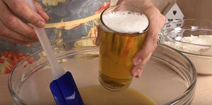 Постный «Наполеон» на пиве: когда муж постится, балую его этой сладостью
