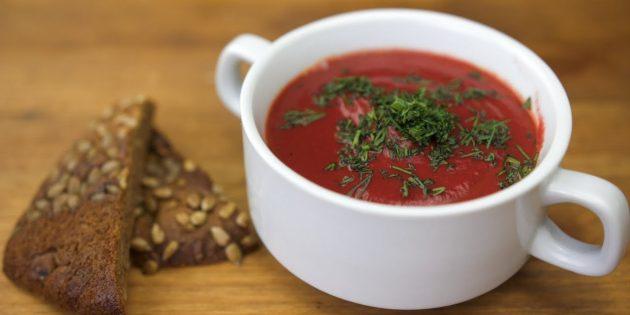 10 постных супов, которые хочется готовить круглый год