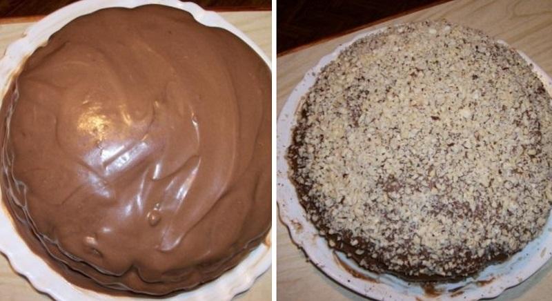 Какой торт никогда не подведет хозяйку