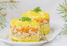 5 крутых рецептов салата «Мимоза»: от классики к экспериментам