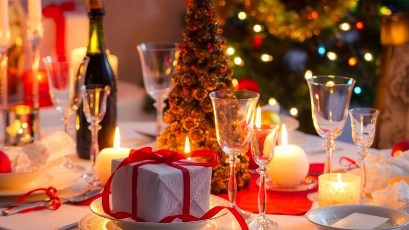 Два новогодних салата для мужа и жены