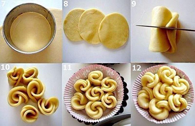 Двадцать пять идей для украшения выпечки