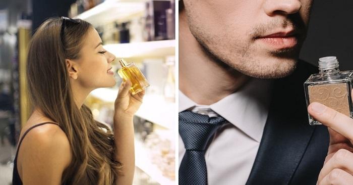 Какой парфюм привлекает внимание