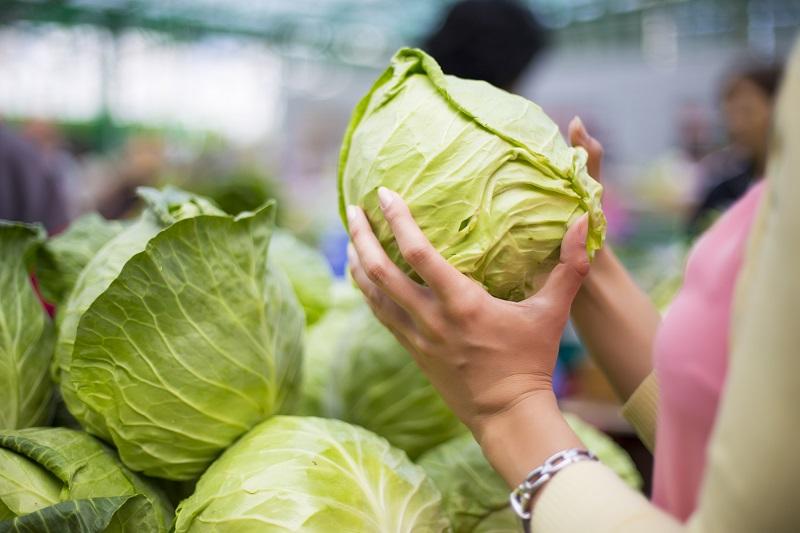 Как заквасить капусту в большом количестве