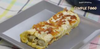 Пирожки без теста – рецепт необычной мясной закуски