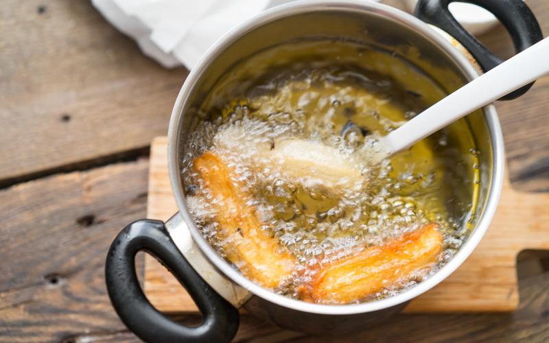 Тулумба в лимонном сиропе: уникальная турецкая сладость из заварного теста. Пошаговый рецепт.