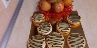 Рецепт для сладкоежек – печенье-сэндвичи с нежной начинкой