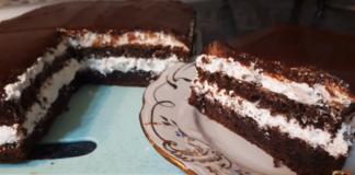 Торт за 20 минут: нужны всего лишь три ингредиента - сгущенка, яйца и мука (плюс любимый крем). Вкус - изумительный.