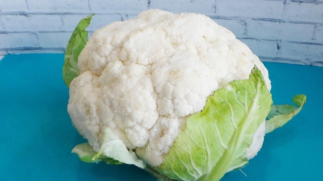 Витаминный салат из цветной капусты – гастрономическая находка для гурманов