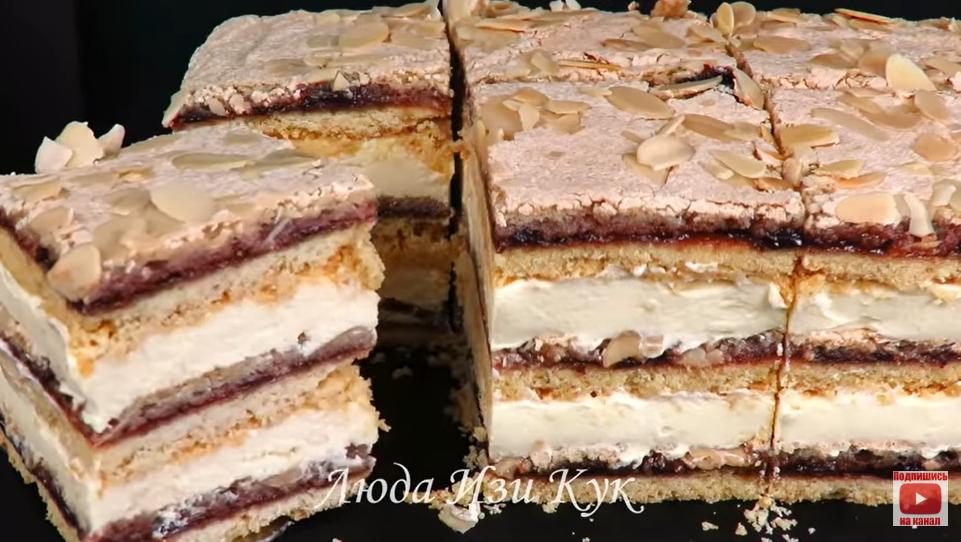 Изумительный польский торт