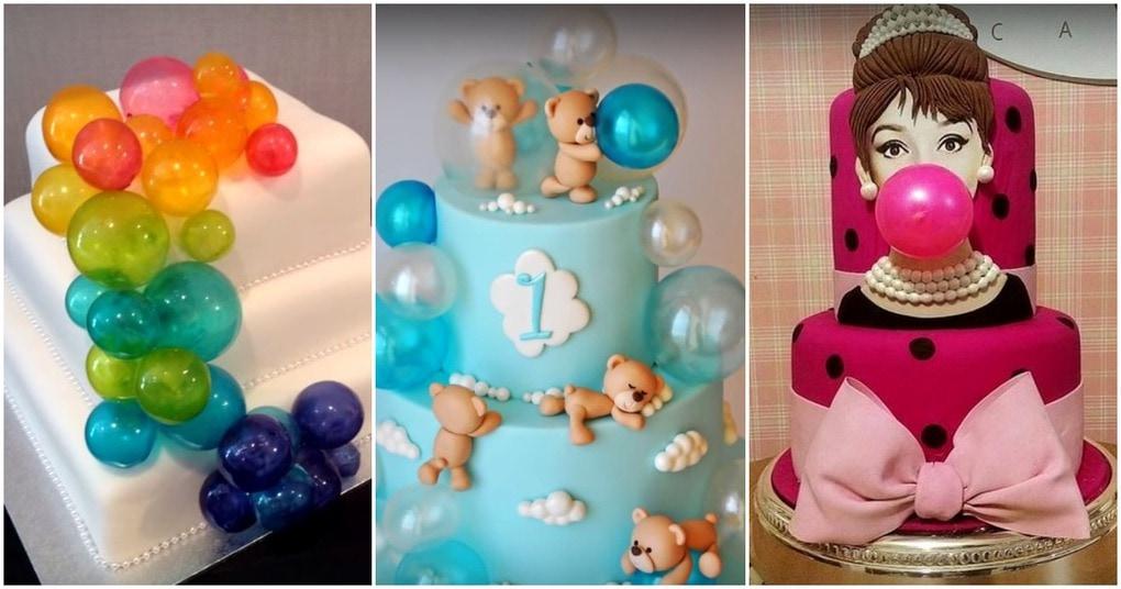 Шарики для торта - неужели такую красоту можно создать дома?