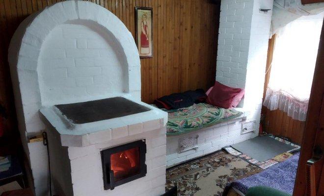 Как построить колпаковую печь на даче: инструкции и готовые схемы
