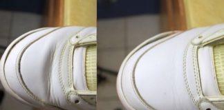Как убрать складки и вмятины на обуви: способ, который продлит жизнь даже «угробленным» туфлям и кроссовкам