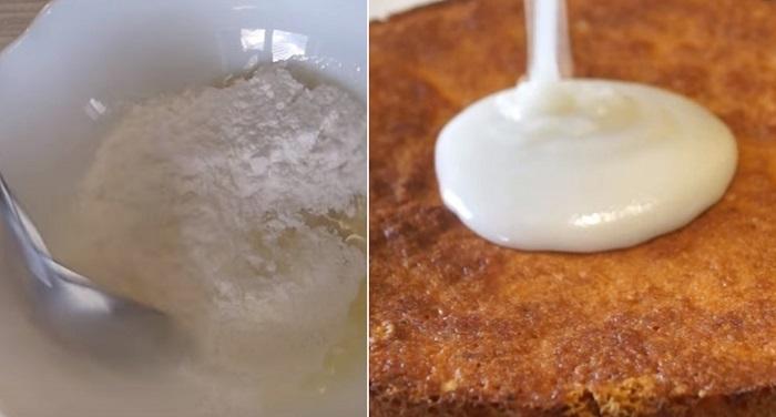 Какой пирог сварганить из двух лимонов