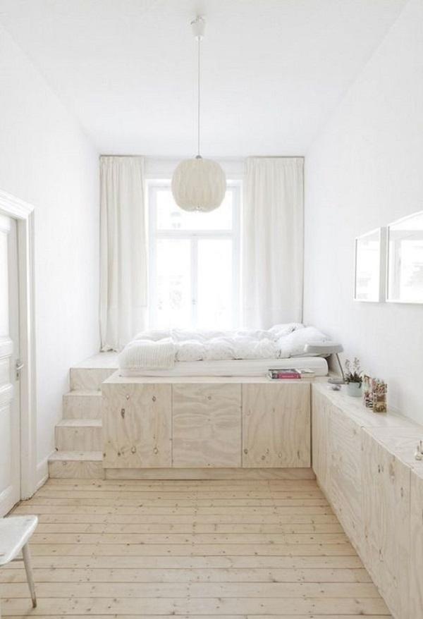 Системы хранения для маленьких квартир