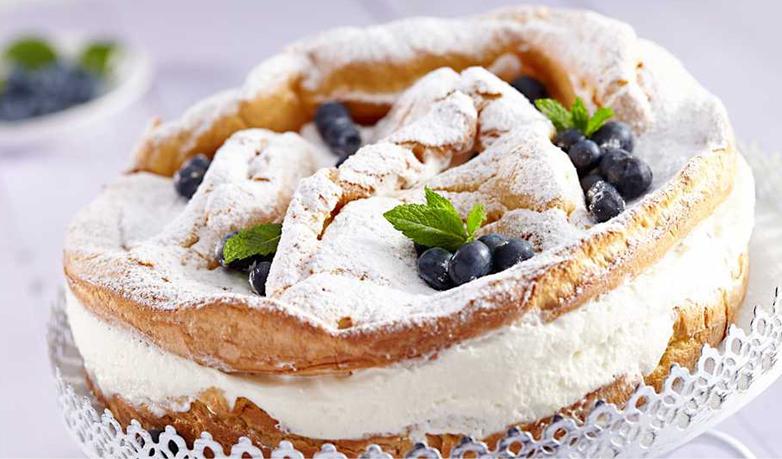 Как испечь торт «Карпатка» с тестом без сахара