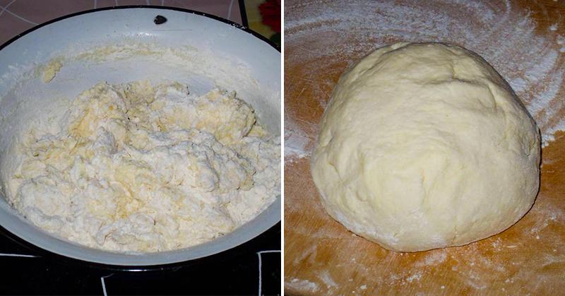 Рецепт галушек из творога для нежных гурманов
